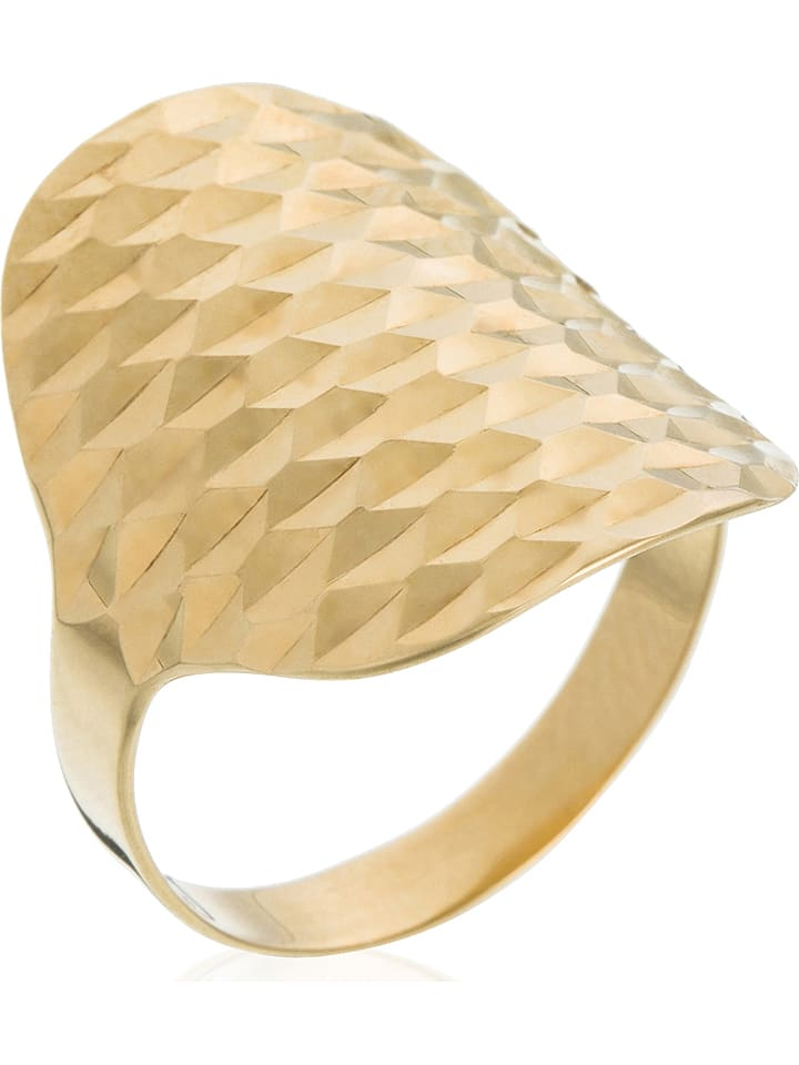 """OR ÉCLAT Gold-Ring """"Armadillo"""""""