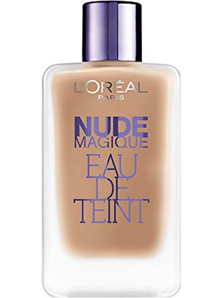 """L'Oréal Paris Foundation """"Nude Magique - N 190 Rose Beige"""", 20 ml"""