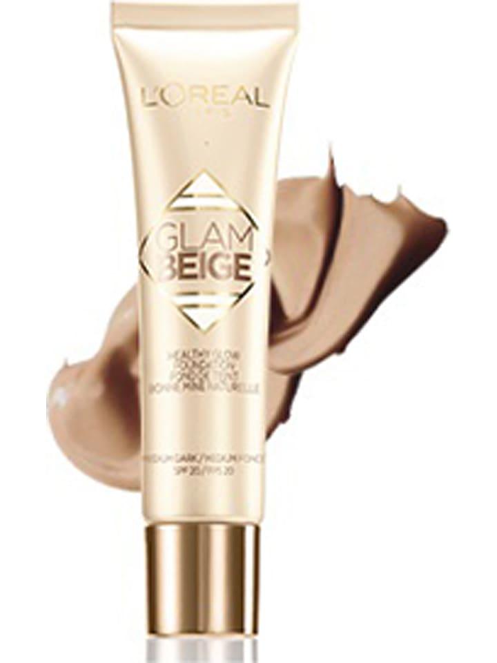 "Foundation ""Glam Beige - 30 Medium Light"", 30 ml"