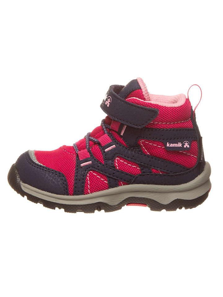 "Boots ""Blitz"" in Pink/ Dunkelblau"