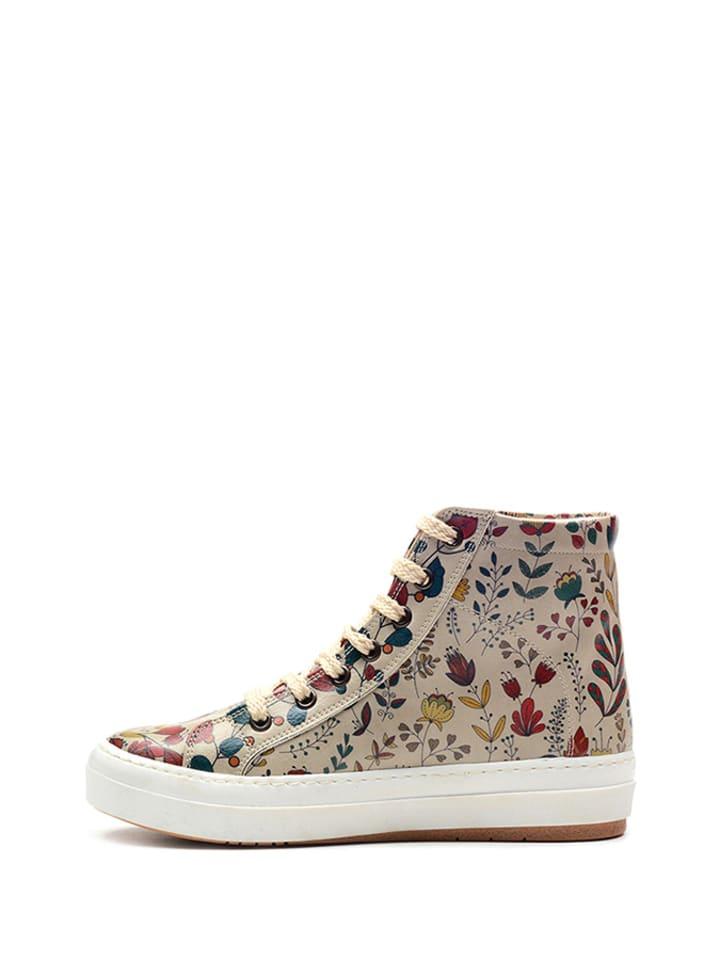 Goby Sneakersy ze wzorem