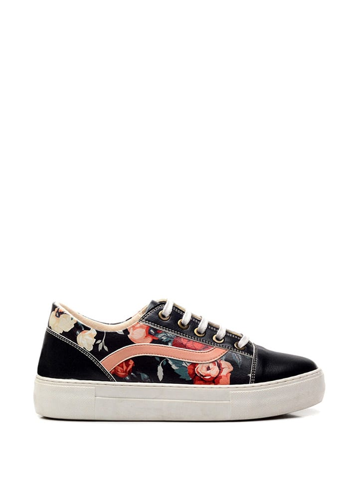 Goby Sneakers zwart/meerkleurig