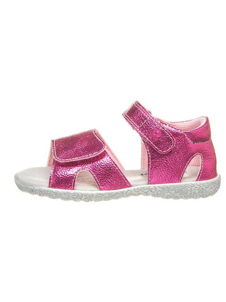 Richter Shoes Sandalen in Fuchsia