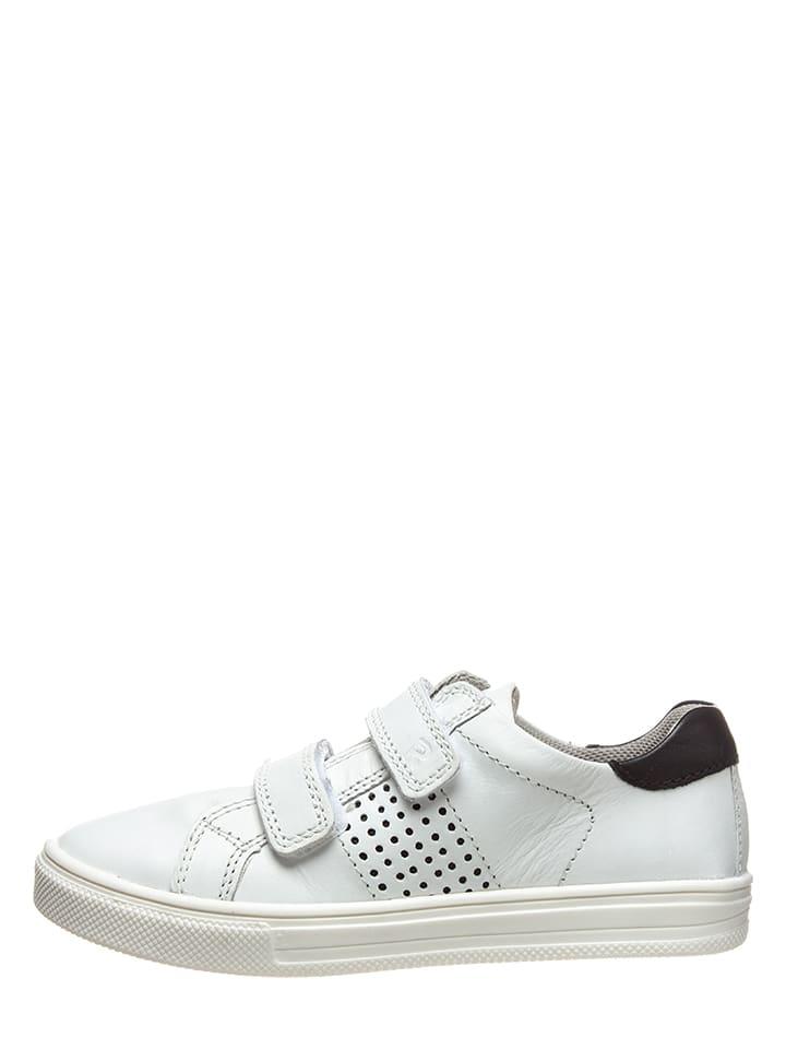 Richter Shoes Leren sneakers wit