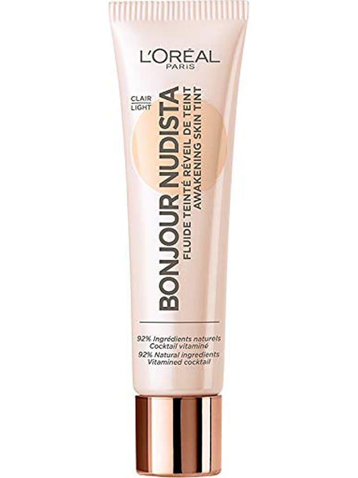"""L'Oréal Paris BB-Creme """"Bonjour Nudista - Light"""", 30 ml"""
