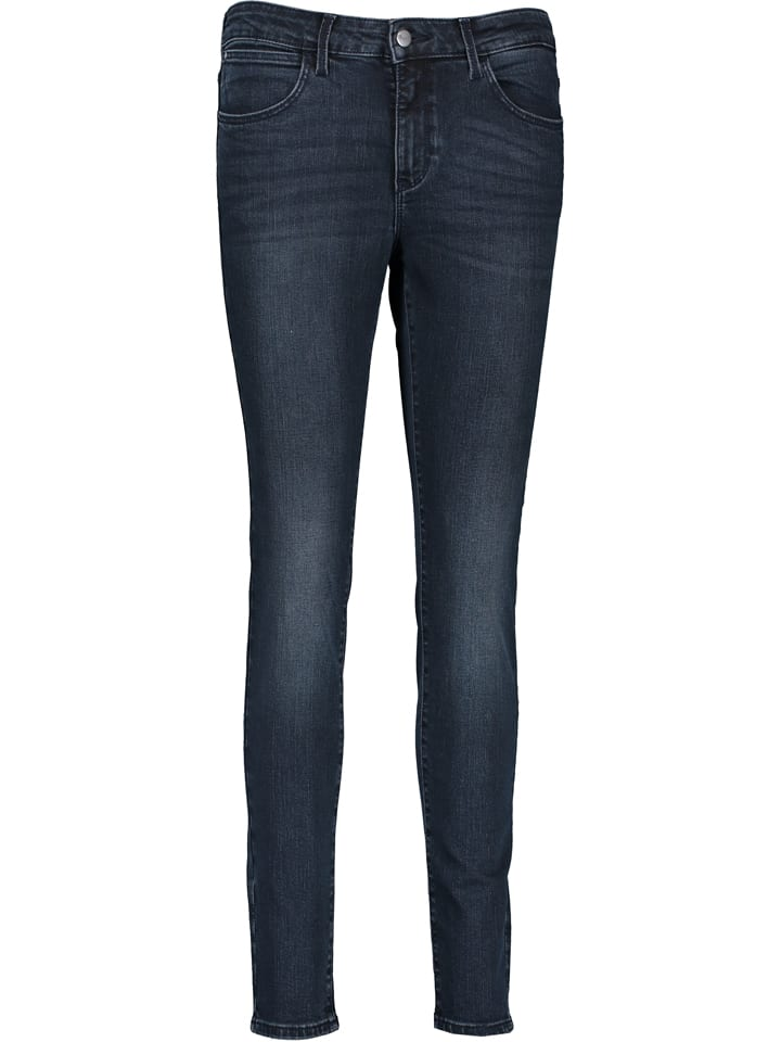 Wrangler Jeans - Skinny fit - in Dunkelblau