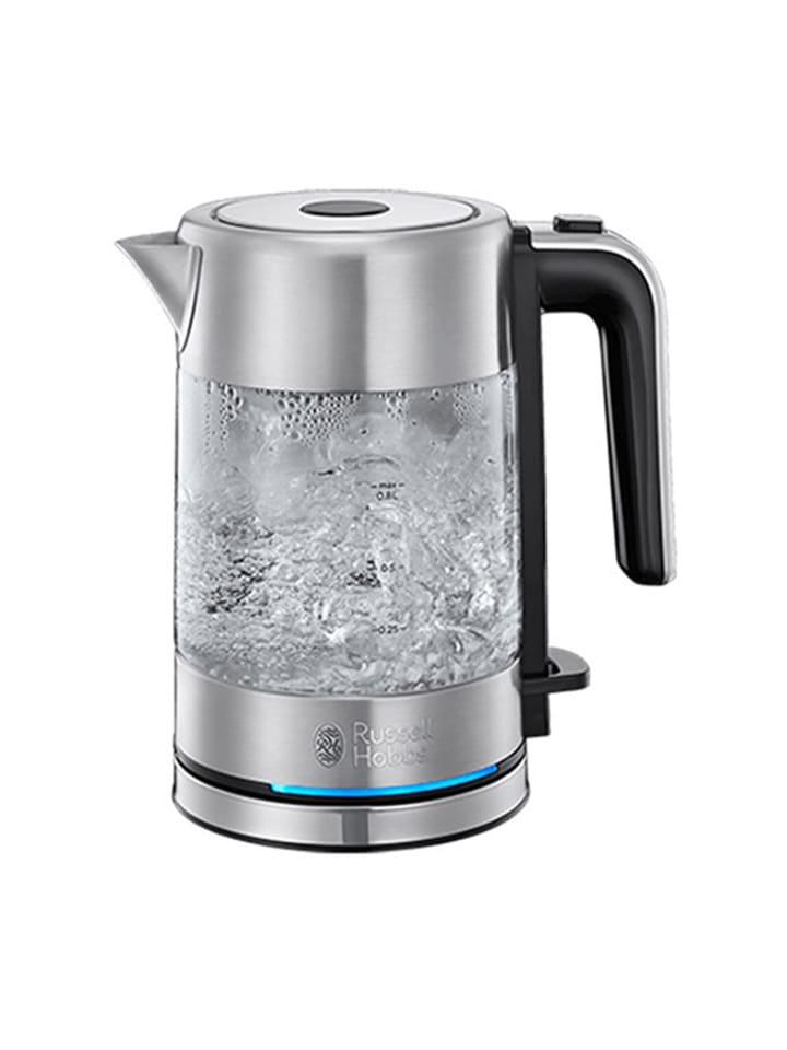 """Waterkoker """"Compact"""" zilverkleurig - 800 ml"""