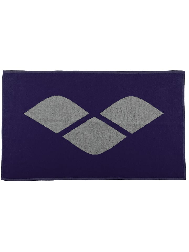 "Badhanddoek ""Hiccup"" donkerblauw - (L)120 x (B)60 cm"