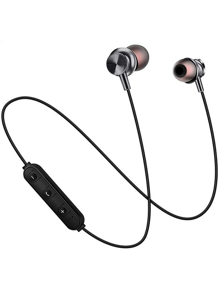 SWEET ACCESS Słuchawki bezprzewodowe Bluetooth in-Ear w kolorze czarnym