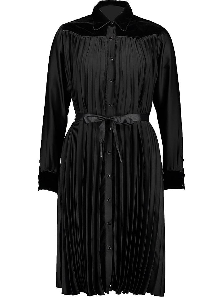 Replay Kleid in Schwarz