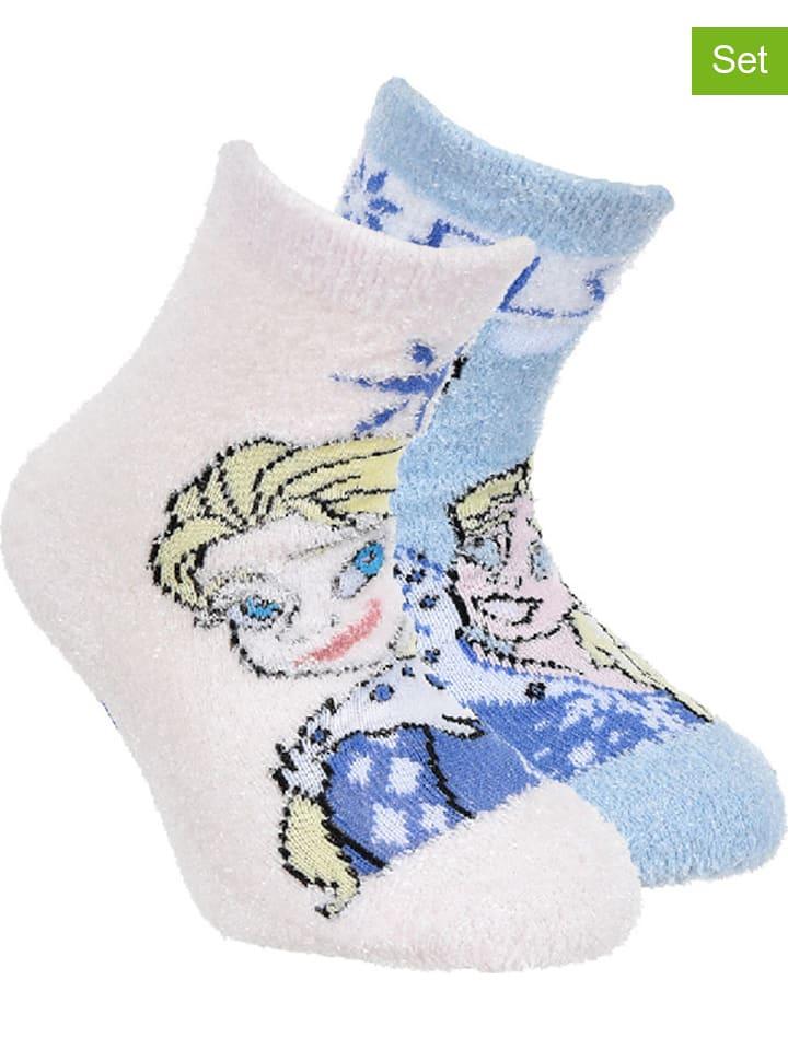 """Disney Frozen 2-delige set: sokken """"Frozen"""" meerkleurig"""