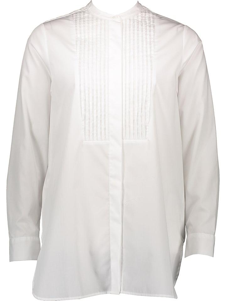 Seidensticker Longbluse - Regular fit - in Weiß
