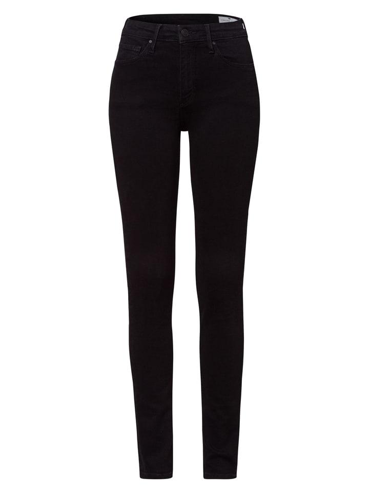 Cross Jeans Dżinsy - Super Skinny fit - w kolorze czarnym