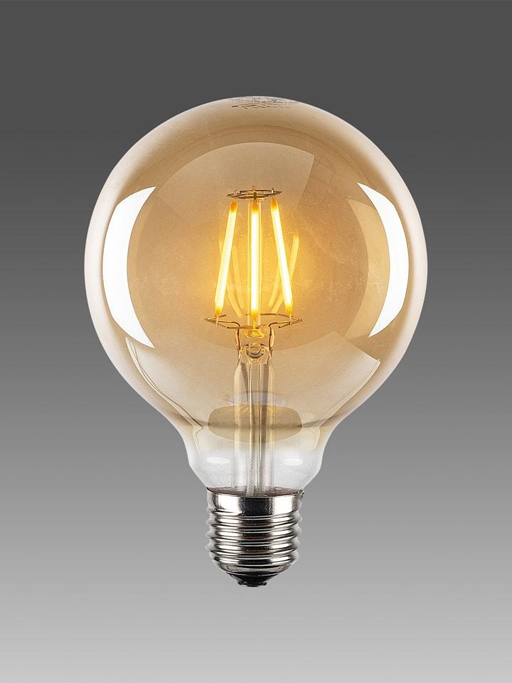 Opviq Żarówka LED E27 w kolorze ciepłej bieli - KEE A++ (A++ do E)