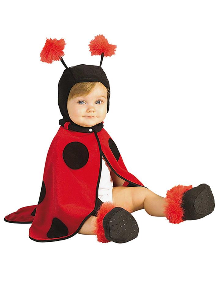 Rubie`s 3-częściowy kostium w kolorze czerwono-czarnym