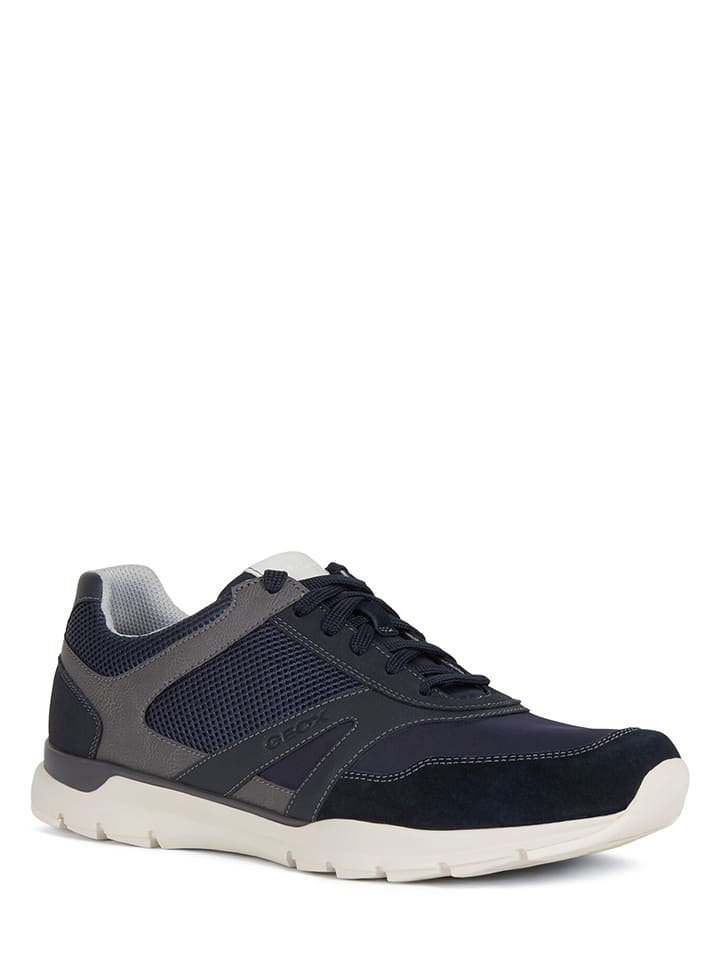 "Geox Sneakers ""Calar"" donkerblauw"