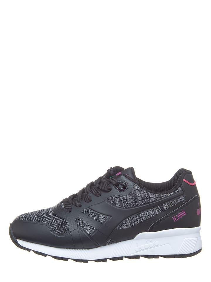 "Diadora Sneakers ""N9000 MM"" zwart"