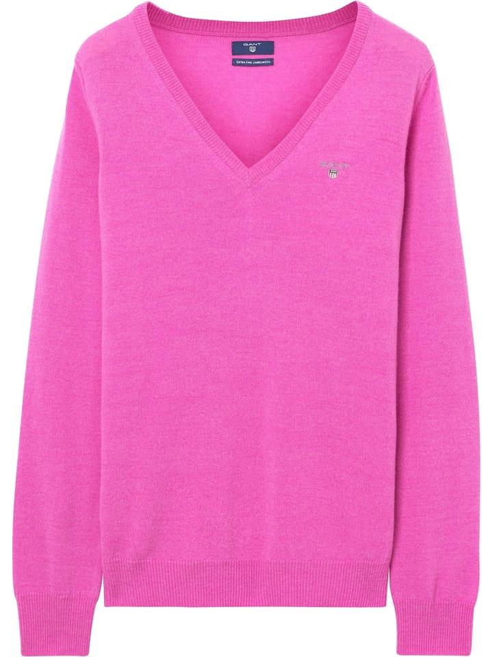 Gant Wollen trui roze