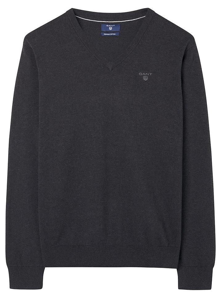 Gant Pullover in Anthrazit
