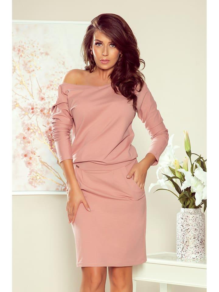 Numoco Kleid In Rosa Gunstig Kaufen Limango
