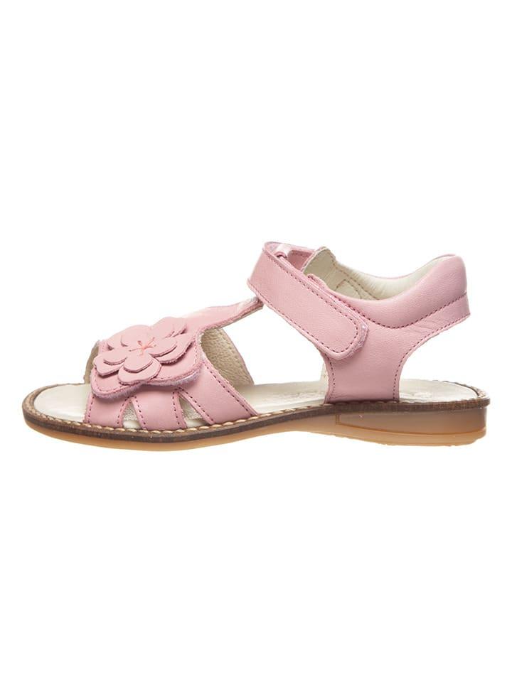 BO-BELL Leren sandalen lichtroze