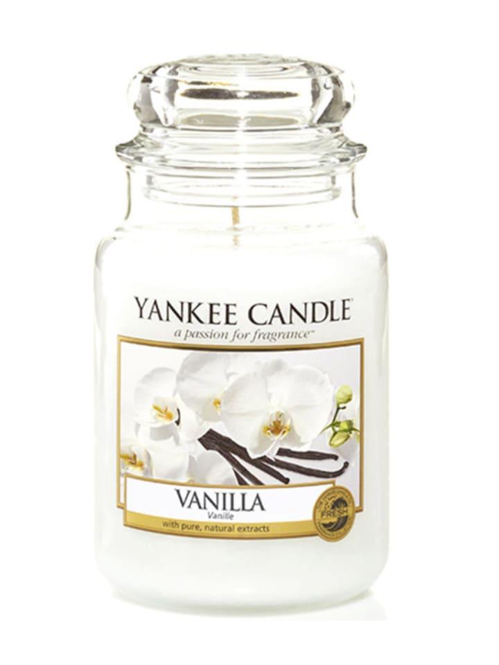 Yankee Candle Duża świeca zapachowa - Vanilla