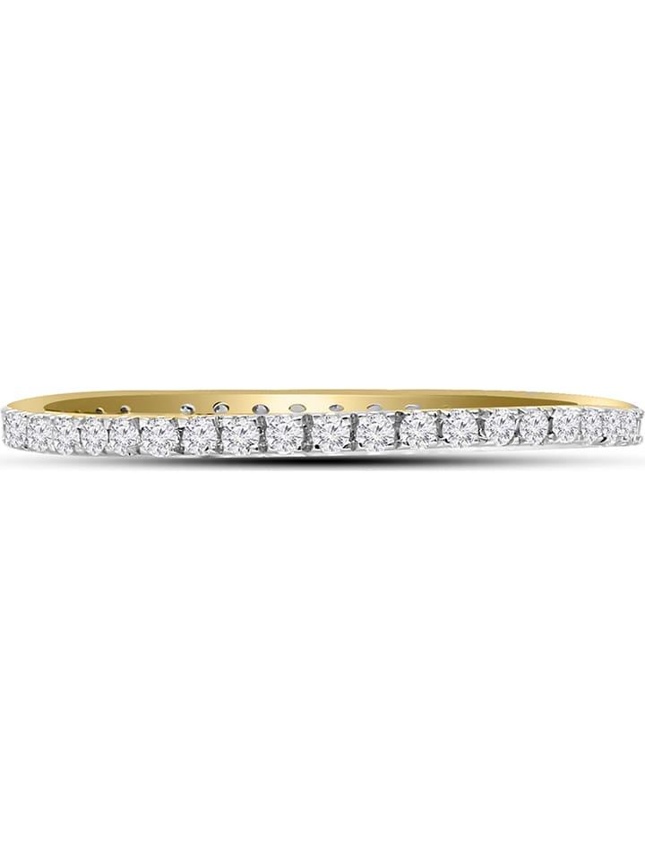 Vittoria Jewels Gouden ring met diamanten