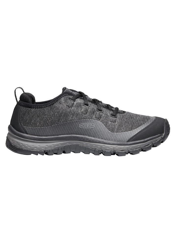 """Keen Leren sneakers """"Terradora"""" zwart"""