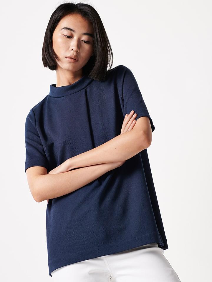 "Someday Shirt ""Ulimo"" donkerblauw"