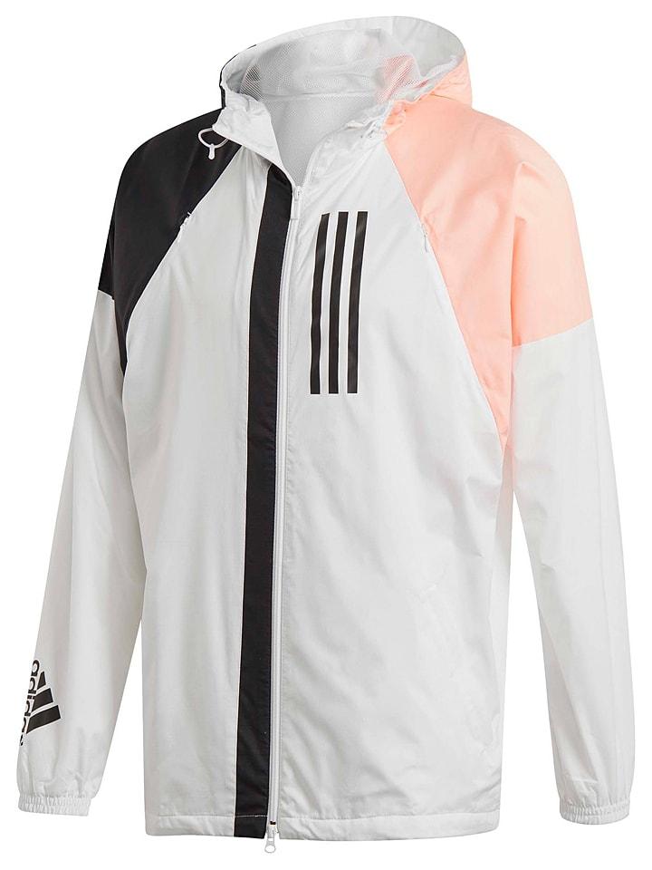 "Adidas Trainingsvest ""WND"" wit"