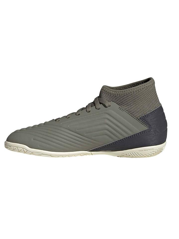 """Adidas Indoor voetbalschoenen """"Predator 19.3 IN J"""" grijs"""