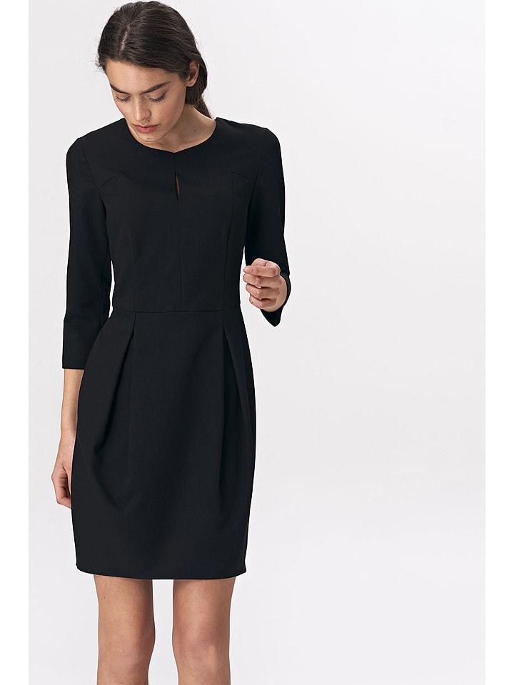 Nife Kleid In Schwarz Gunstig Kaufen Limango