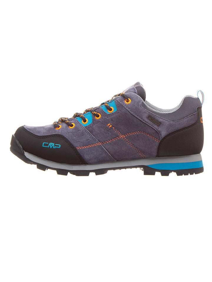 """CMP Skórzane buty turystyczne """"Alcor"""" w kolorze szarym"""
