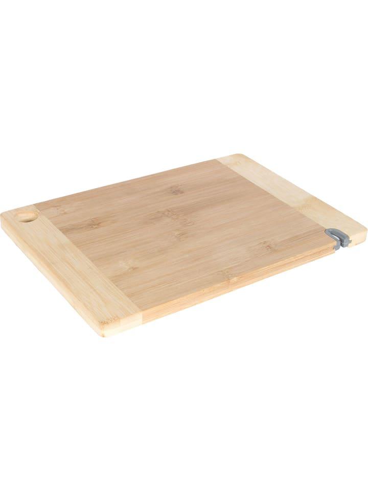 COOK CONCEPT Deska do krojenia z ostrzałką do noży - 33,1 x 23,1 cm