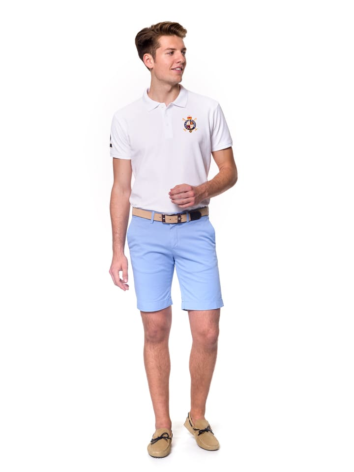 Polo Club Short - custom fit - lichtbauw