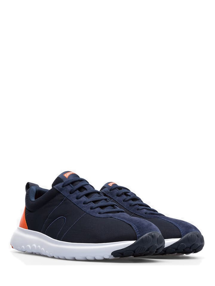 "Camper Sneakers ""Canica"" donkerblauw"