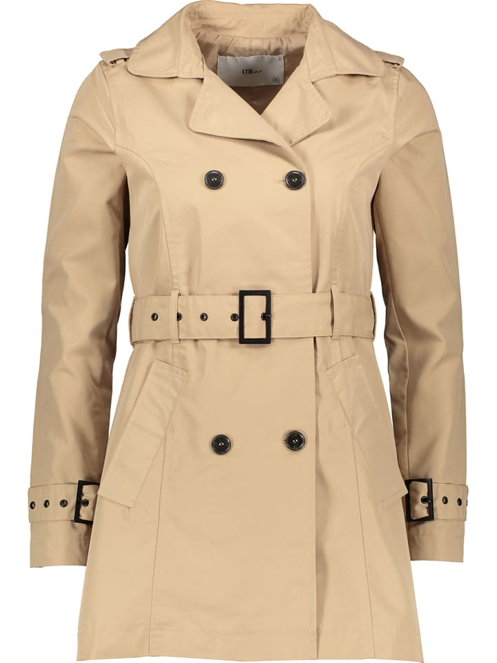 """LTB Trenchcoat """"Soyope"""" beige"""