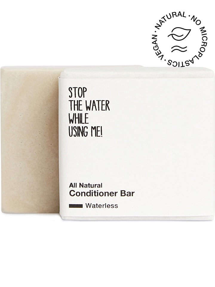 """STOP THE WATER WHILE USING ME! Conditioner-bar """"Waterless Edition"""", 45 g"""