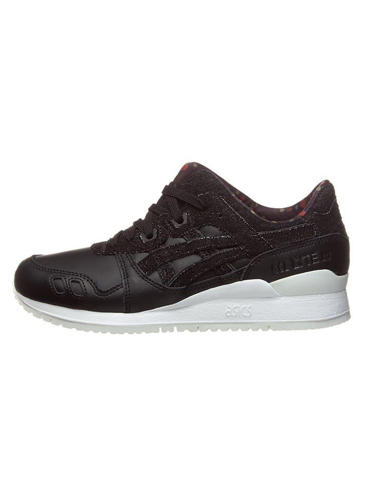 """Asics Sneakers """"Gel Lyte III"""" zwart"""
