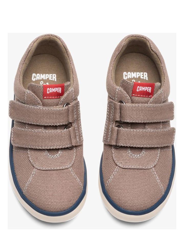 """Camper Sneakers """"Pursuit"""" grijs"""