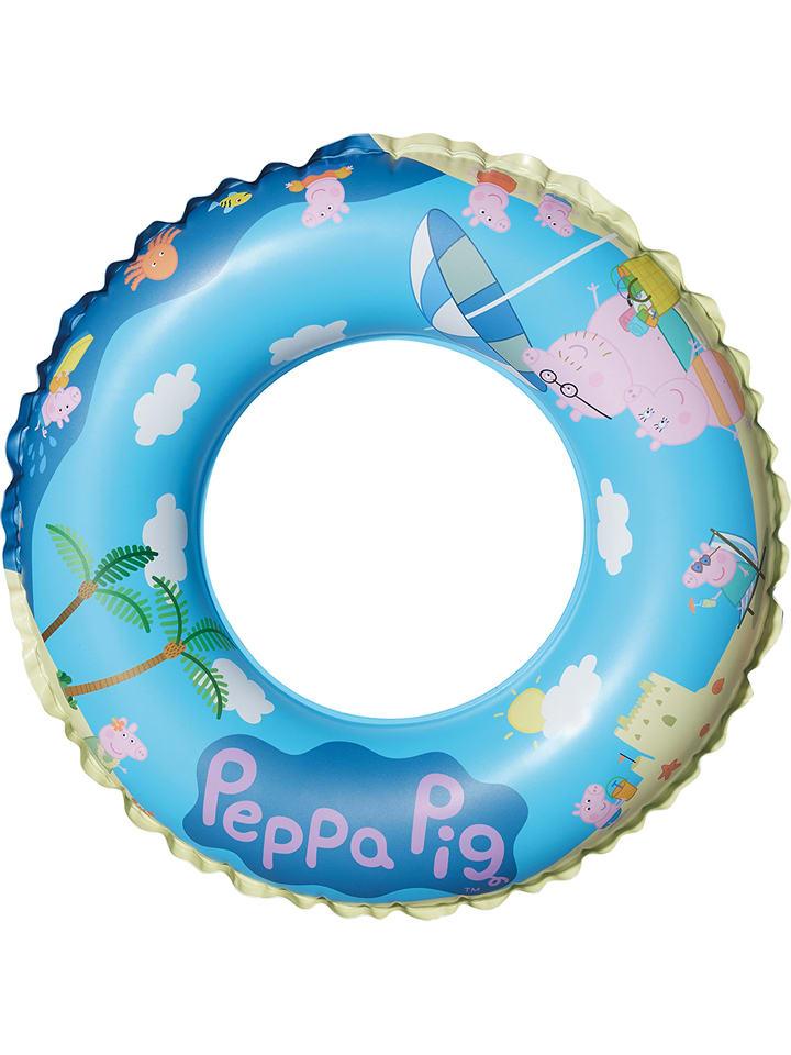 Happy People Koło w kolorze błękitnym do pływania - 3+