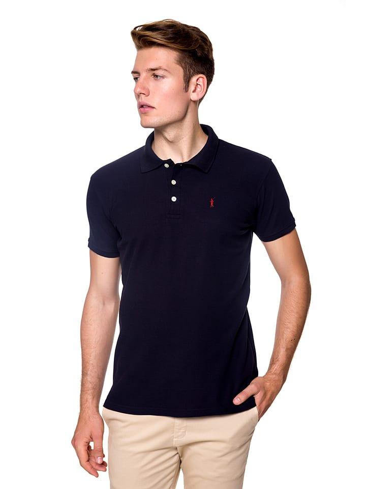 Polo Club Koszulka polo w kolorze granatowym