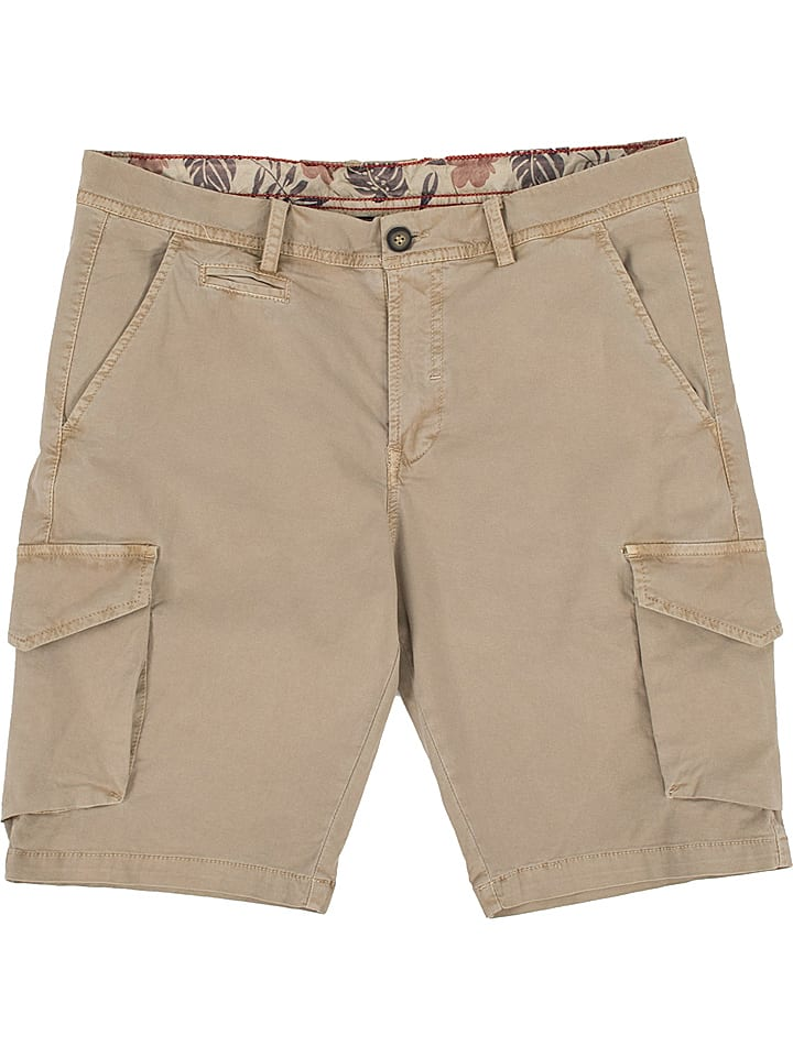 Polo Club Cargoshort - custom fit - beige