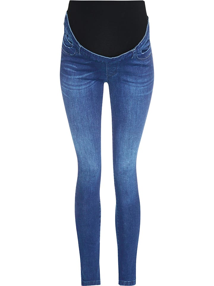 Bellybutton Umstandsjeans - Skinny fit - in Blau