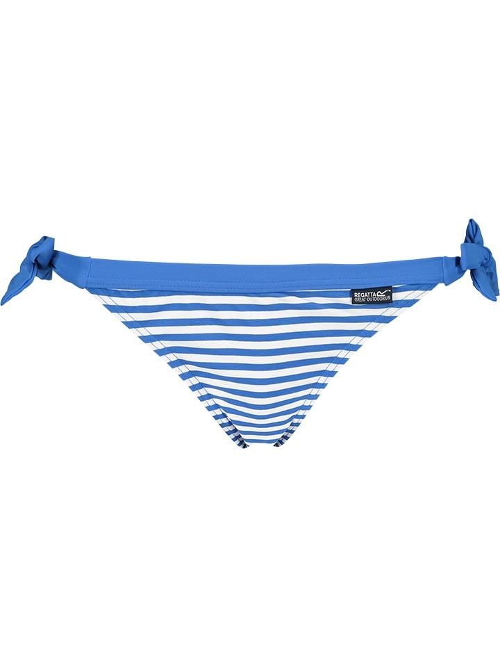 """Regatta Bikini-Hose """"Flavia"""" in Blau/ Weiß"""