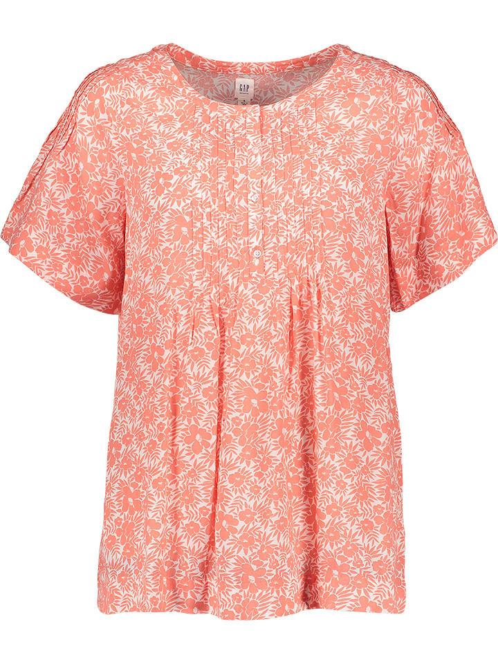 GAP Koszulka ciążowa w kolorze jasnoróżowym
