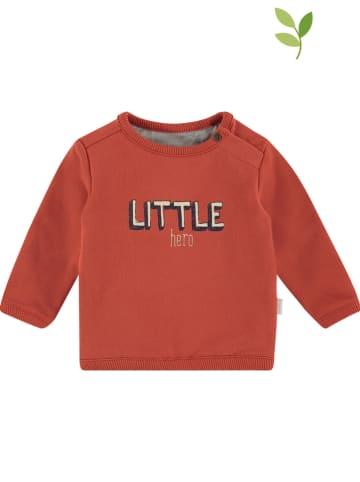 "Noppies Sweatshirt ""Archbald"" rood"
