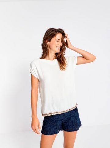 Surkana Koszulka w kolorze białym