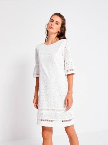 "Surkana Kleid ""Adriana"" in Weiß"