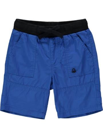 Benetton Short blauw